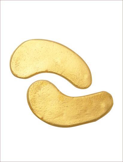 MZ Skin Hydra Bright Golden Eye Treatment Mask Featured on Attracta Courtney