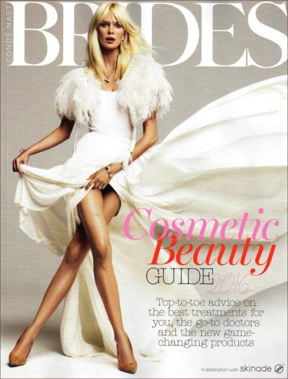 MZ Skin Featured on Brides Cosmetic Beauty Guide - 2016
