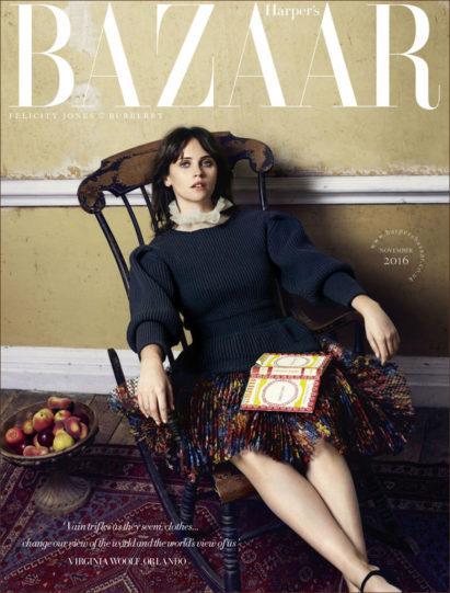 MZ Skin Lift & Lustre Featured on Harper's Bazaar