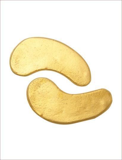 MZ Skin Hydra Bright Golden Eye Treatment Mask Featured on mail online