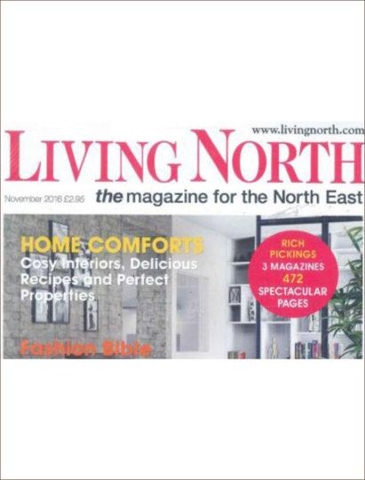 MZ Skin Rest & Revive Featured on Living North Magazine