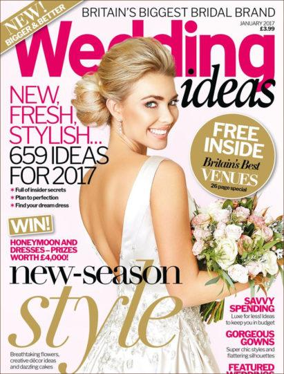 MZ Skin Featured on Wedding Ideas Magazine