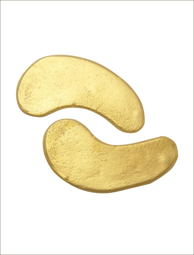 MZ Skin Hydra Bright Golden Eye Treatment Mask Featured On Wedding Ideas