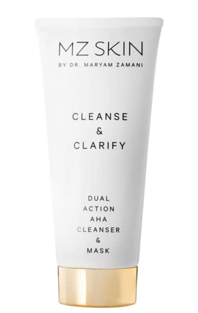 Dual Action AHA Cleanser & Mask 100ml