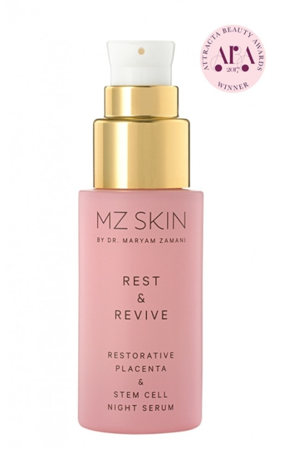 Restorative Placenta & Stem Cell Night Serum 30ml