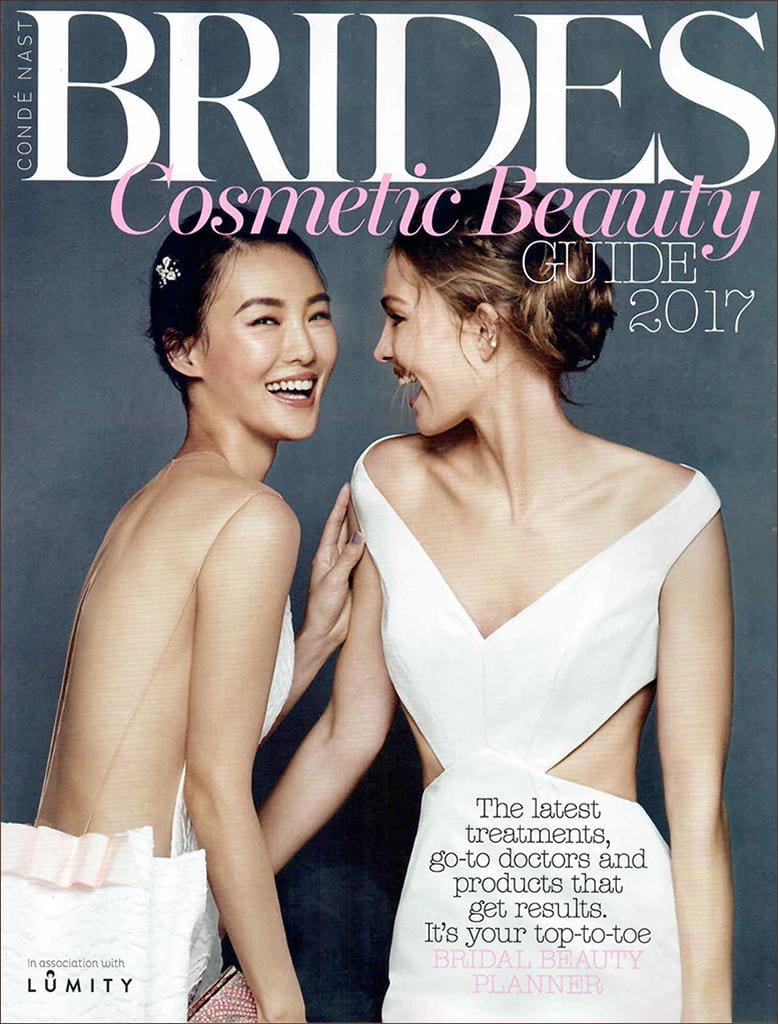 MZ Skin Brighten & Perfect Featured On Brides