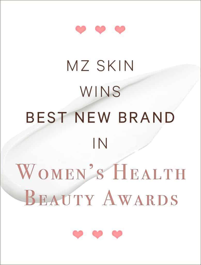 MZ Skin wins Best New Brand