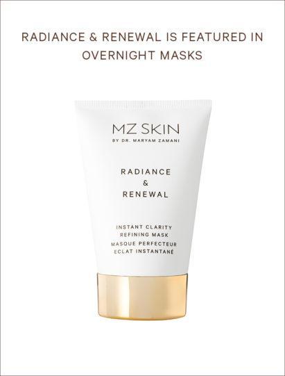 Hello Magazine Features MZ Skin Radiance & Renewal