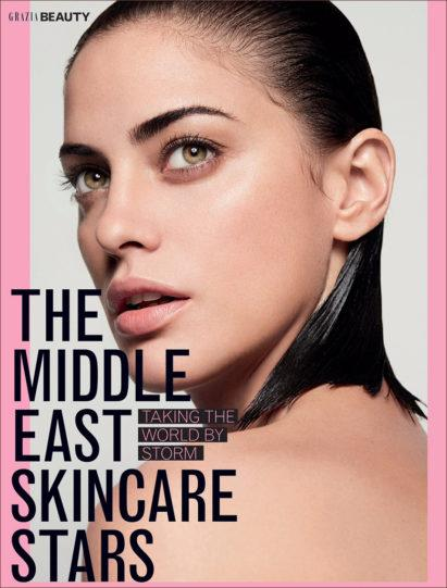 Grazia Middle East Featured MZ Skin in Sophisticated Skincare Pro