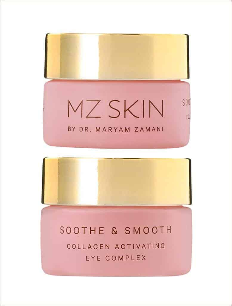 MZ Skin Soothe & Smooth Featured On Stylist