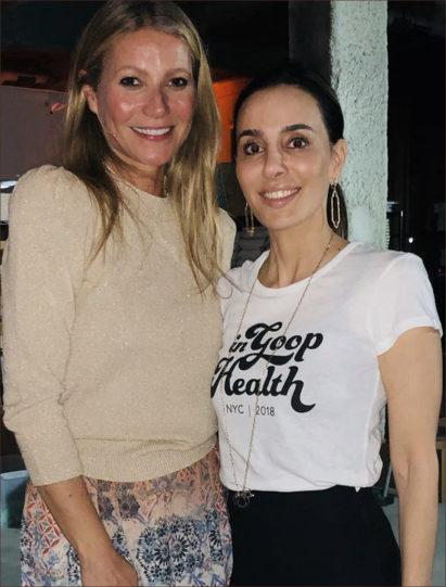 Dr. Maryam Zamani offers LED Facial Treatments at In Goop Health