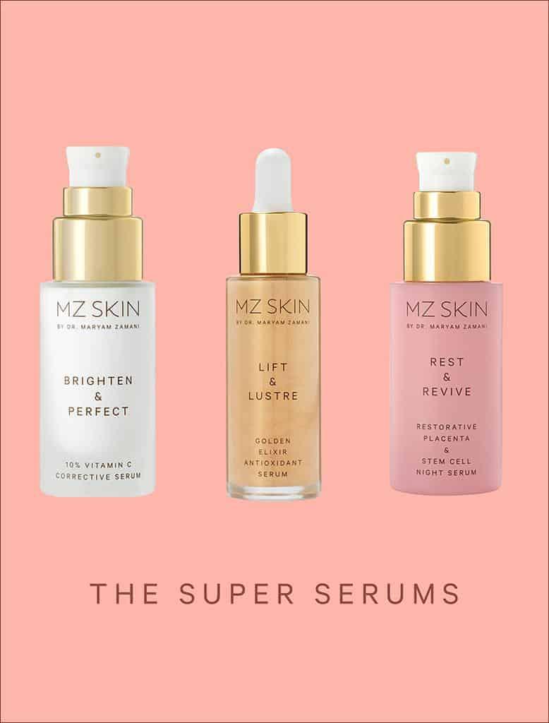 MZ Skin Super Serums