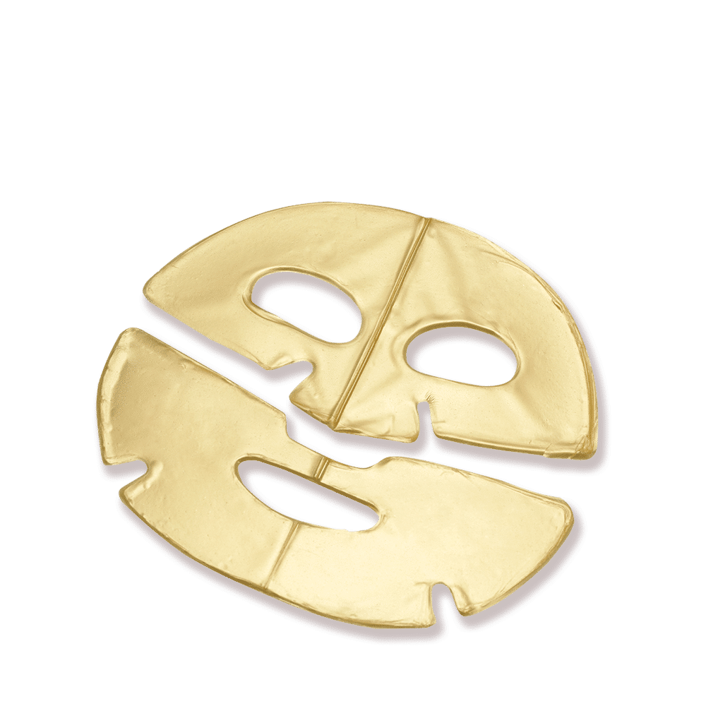 Hydra Bright Gold Eye Mask