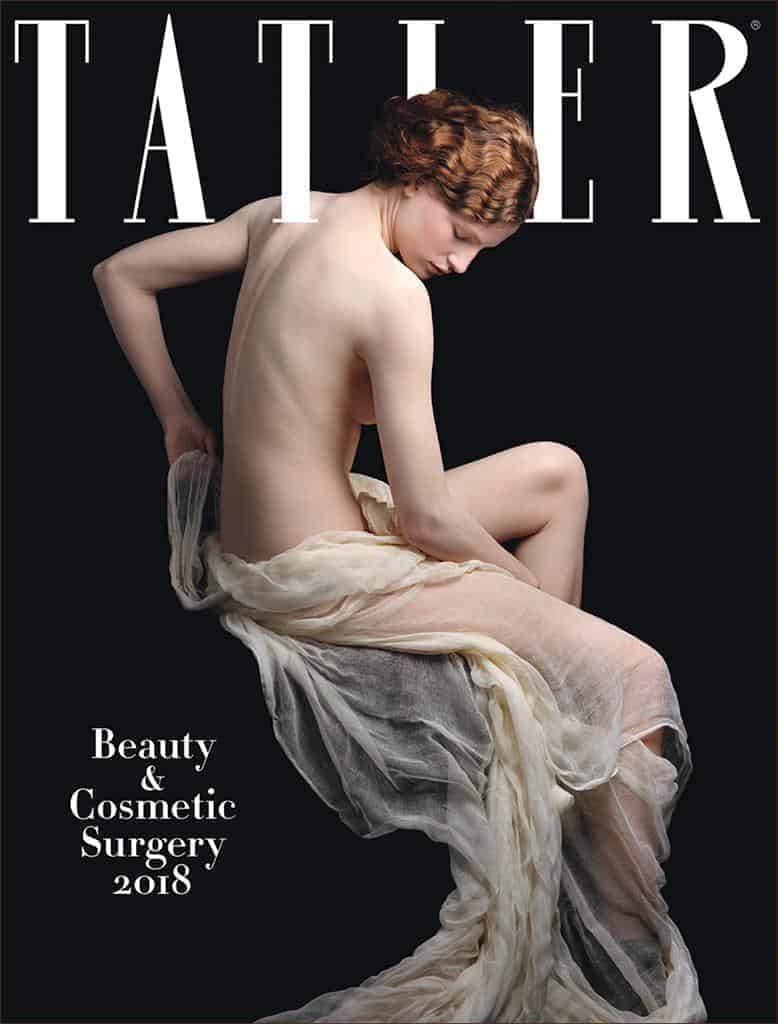 Tatler Magazine Features MZ Skin