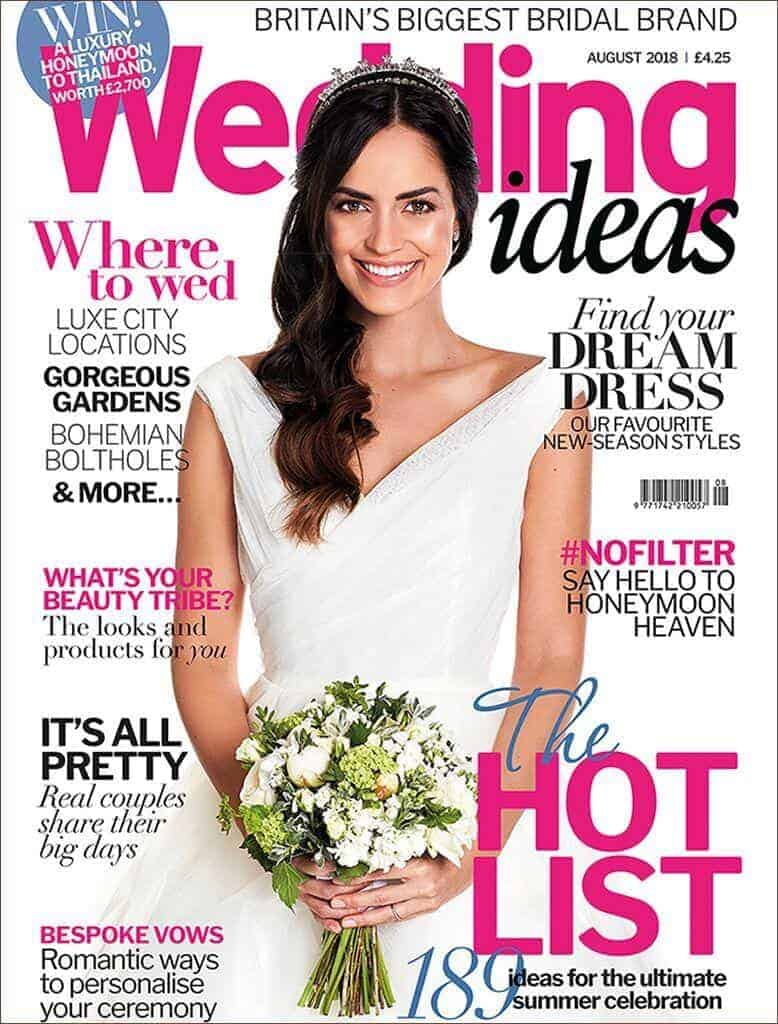@weddingideas features @mzskinofficial Hydrate & Nourish for Classic Beauty 💕