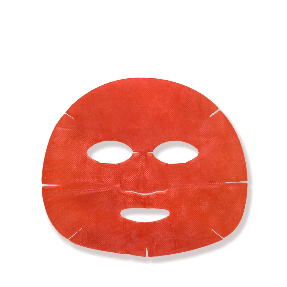 Vitamin-Infused Red Facial Treatment Mask
