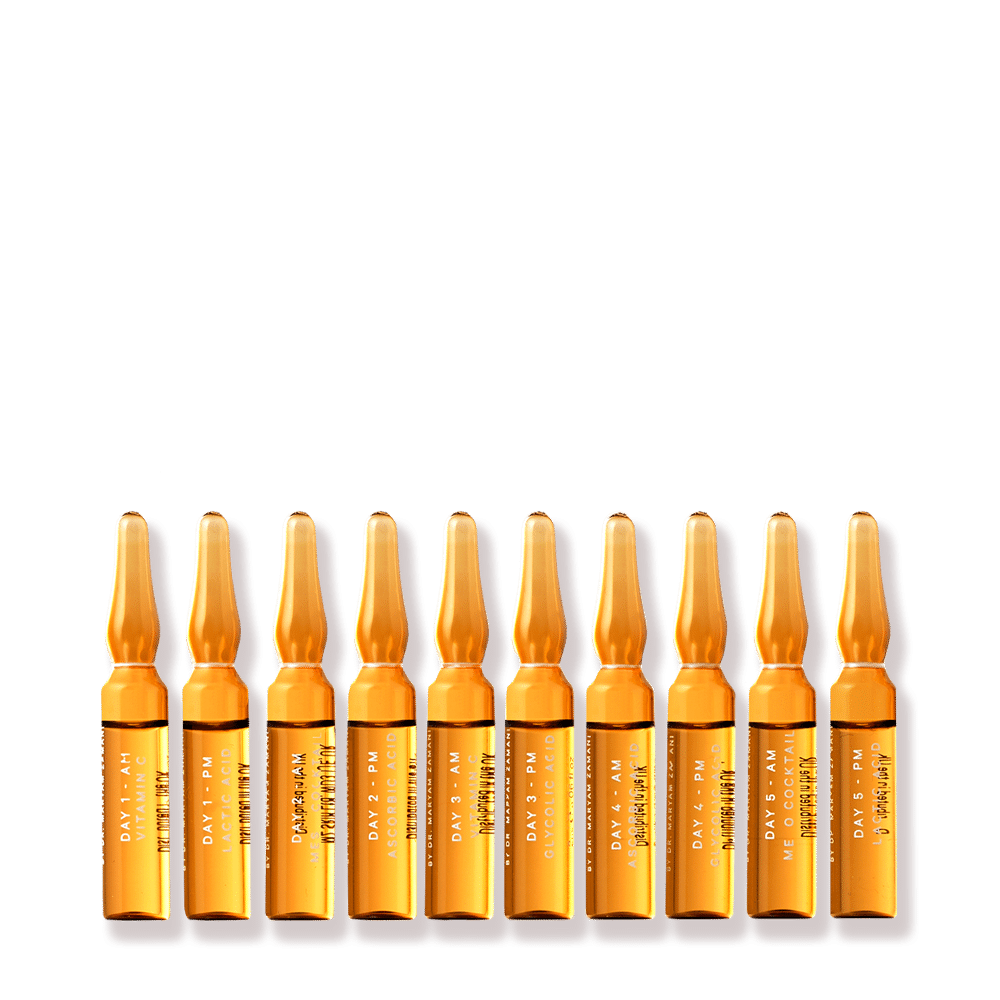 Glow Boost Ampoules