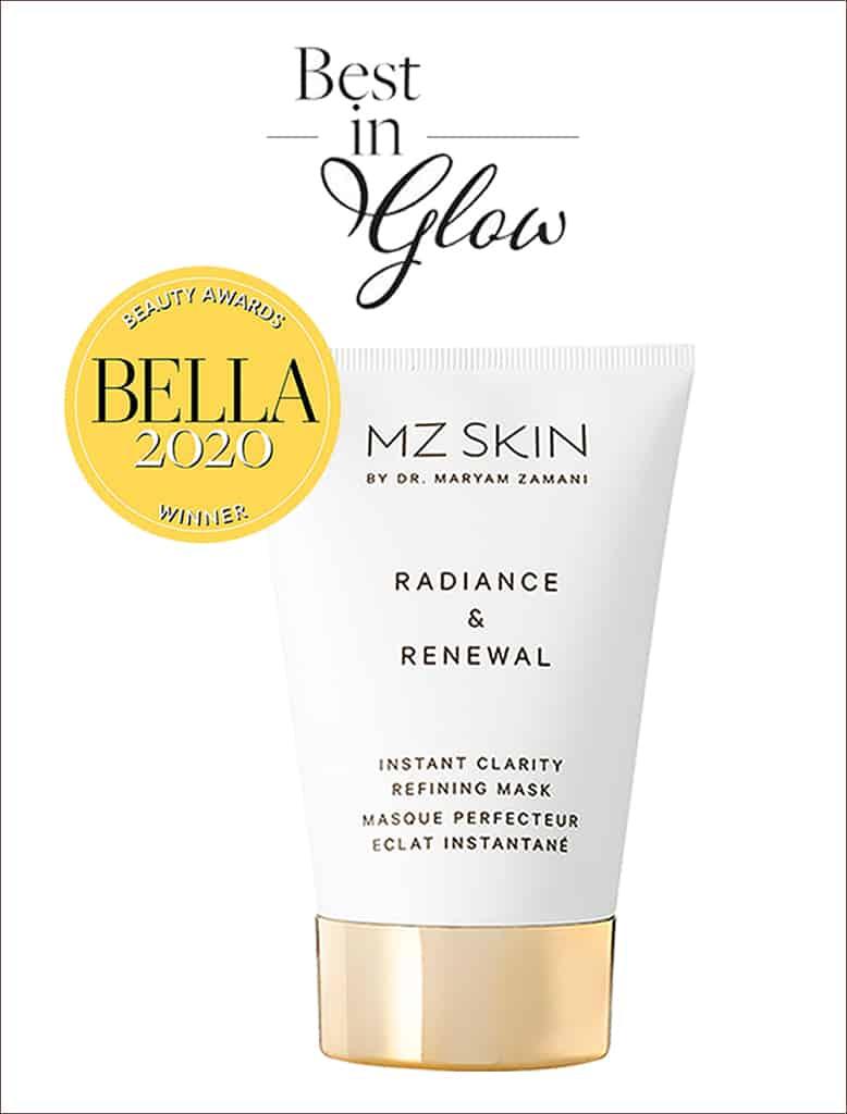 Radiance & Renewal wins Bella Beauty Award