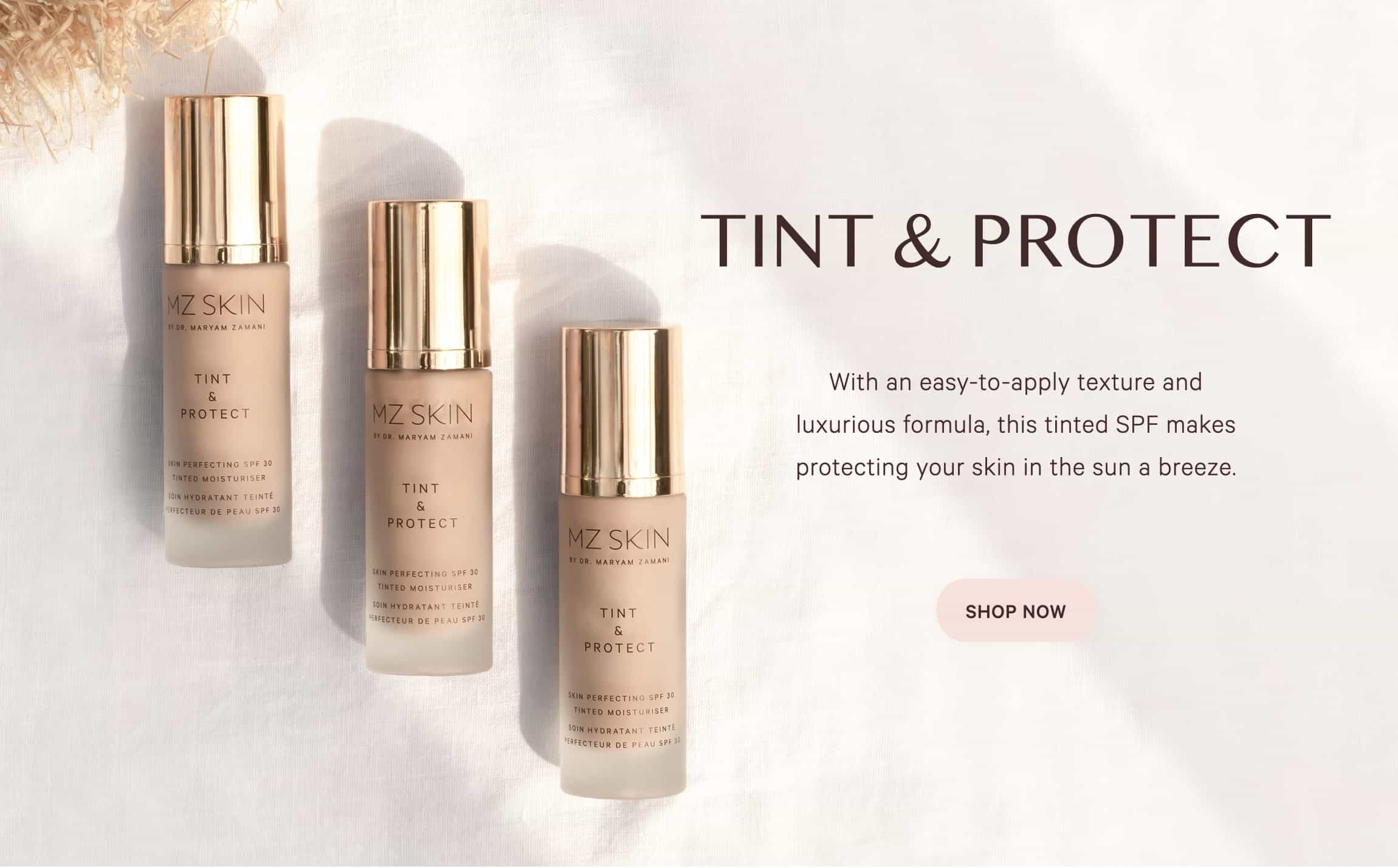 Luxury Skincare Advanced Cosmetic Products Mz Skin