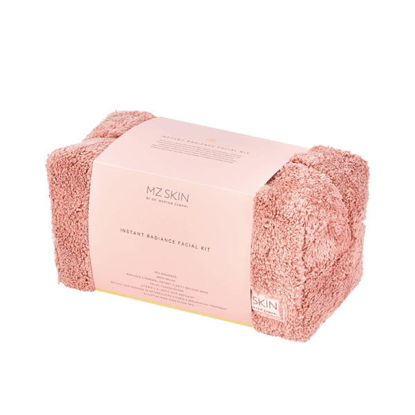 Instant Radiance Facial Kit