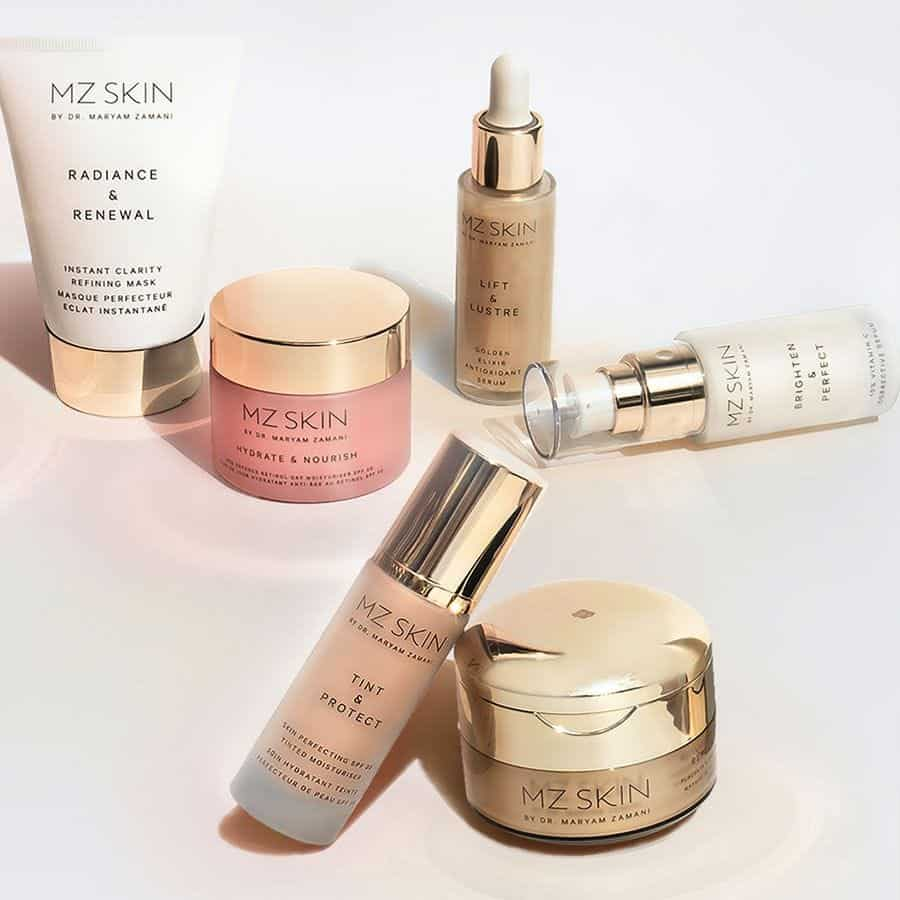 WHY SIGN UP WITH MZ SKIN?