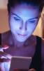 Blue Light Skin Damage