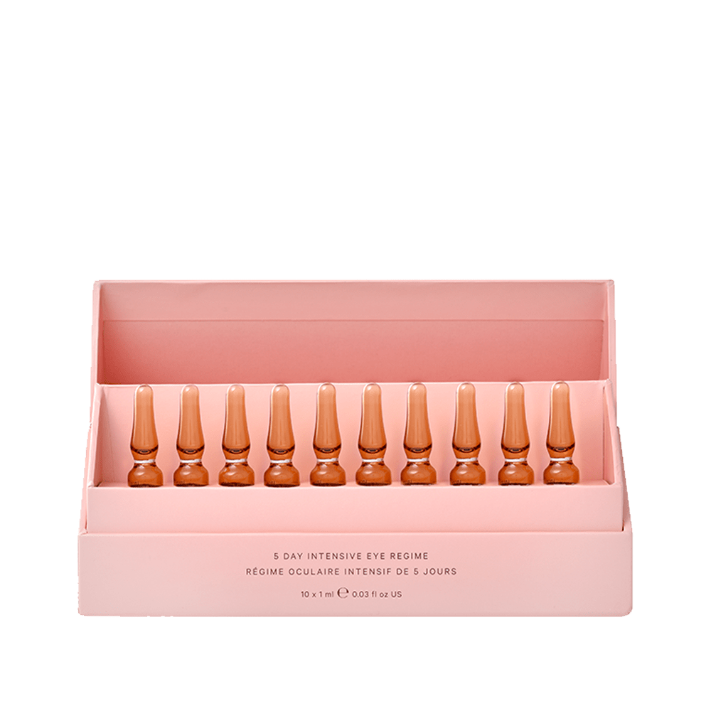 Brightening & Hydrating Eye Ampoules