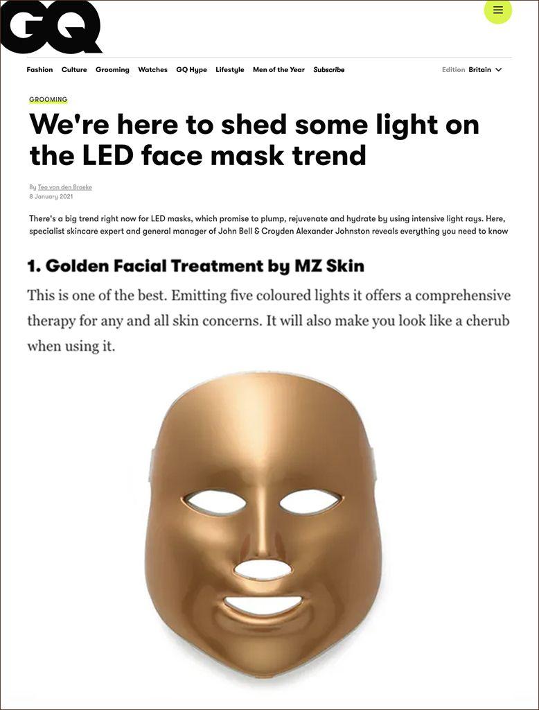 LED GQ