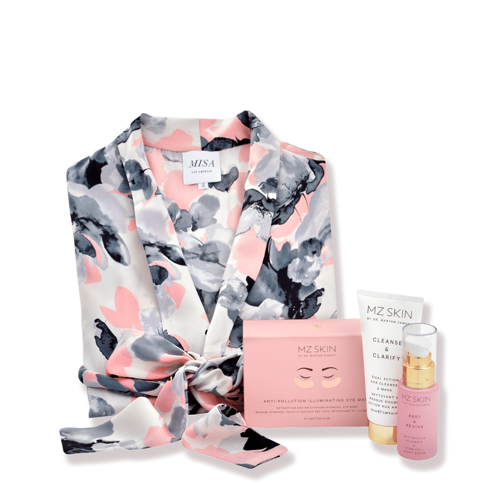 Night-Time Pamper Ritual with MISA Los Angeles